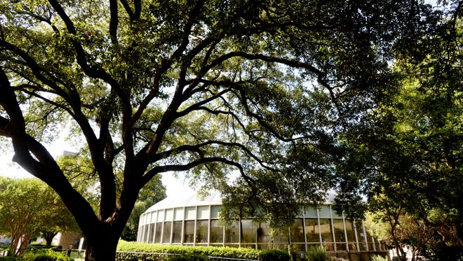 The Barnwell Center has been abandoned for a while but there are plans to get it ready for sale.