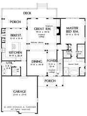 The master suite spreads out on the first level, making a comfortable and convenient retreat for owners.