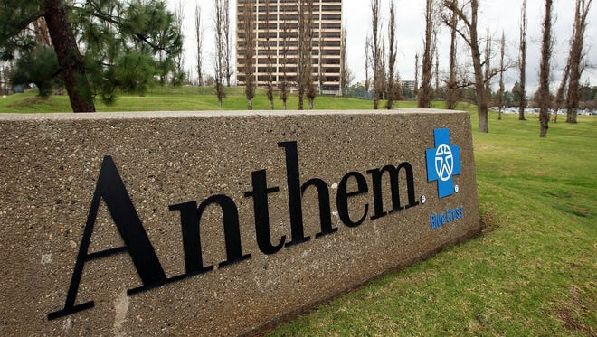 Anthem Blue Cross headquarters in Woodland Hills.