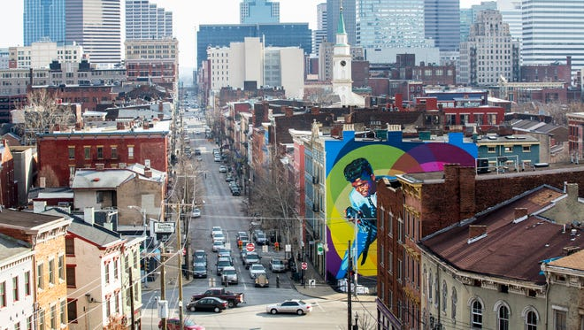 The city of Cincinnati expects to reveal in April the results of a study on the feasibility of converting a section of Main Street in Over-the-Rhine to have two directions of travel.