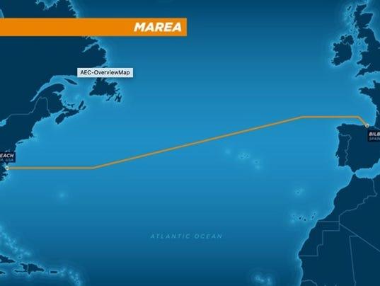 MAREA_Cable