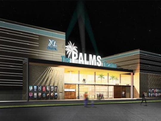 A conceptual drawing of The Palms in Waukee.