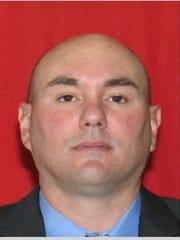 Bergen County Police Officer Daniel Breslin