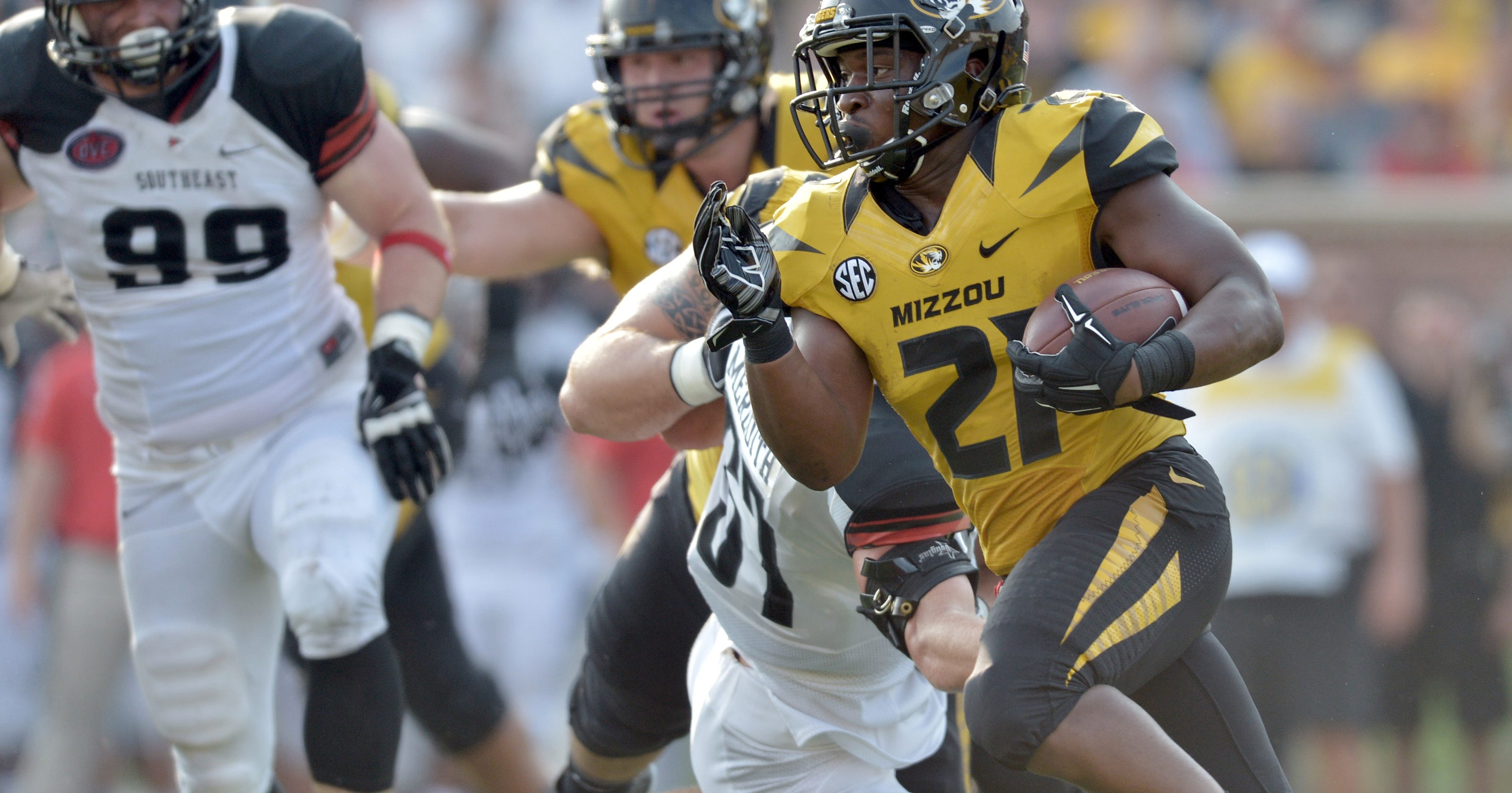 College Footballs Week 1 Winners And Losers Usa Today ...