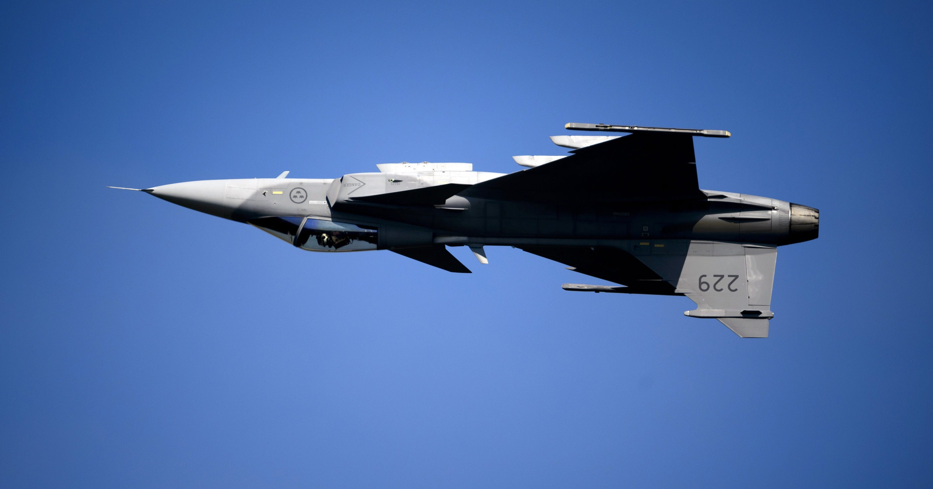 Saabs For Sale >> Sweden Pitches Sale of Saab's Gripen-NG Fighter Jet to India