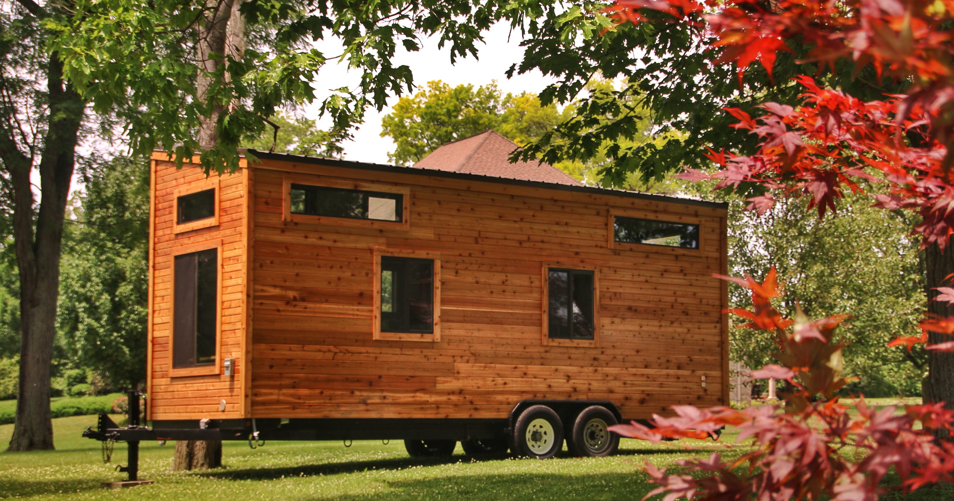 Big gathering of tiny houses coming to Colorado
