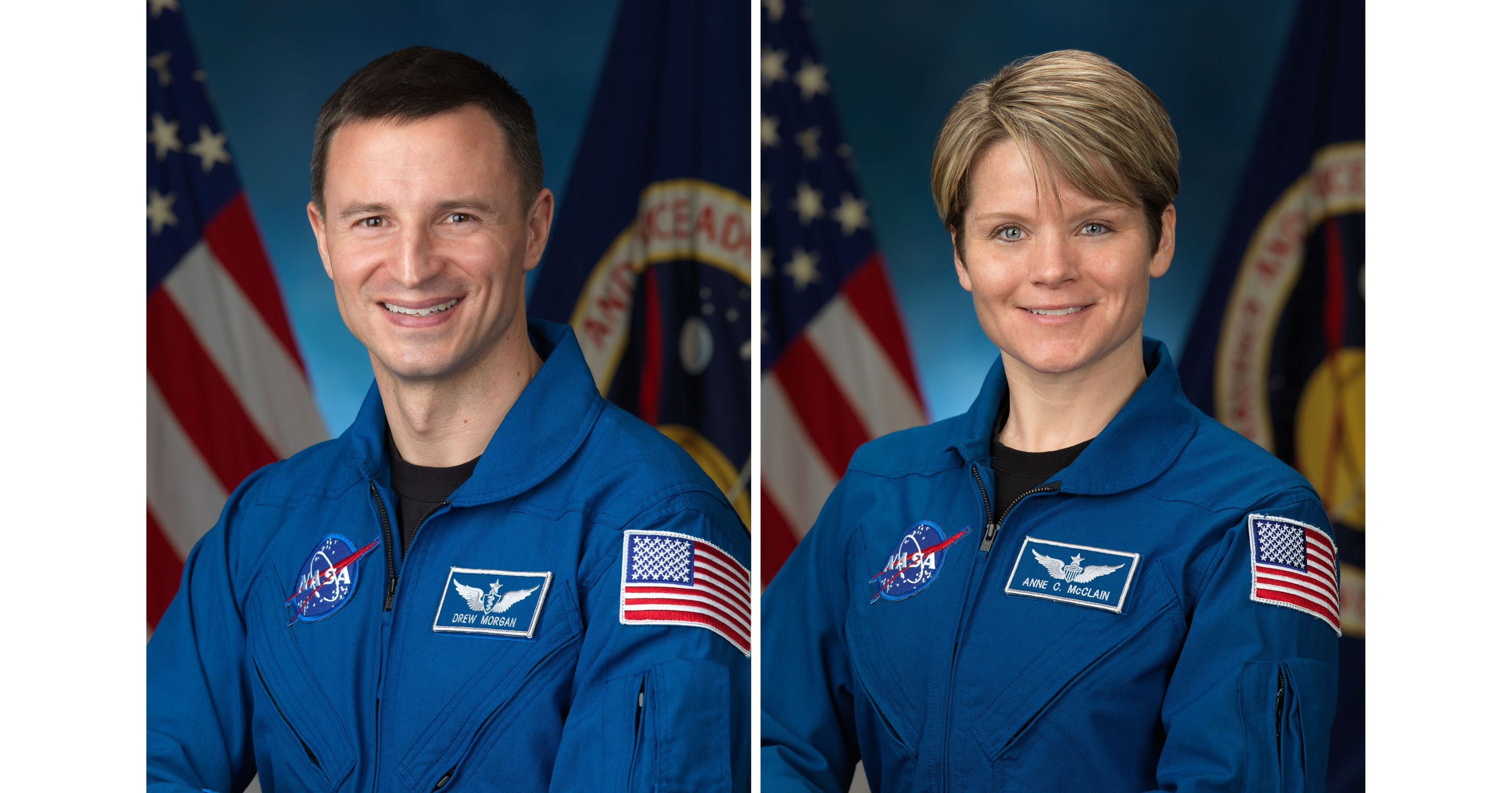 2 Army officers among 8 newest NASA astronauts