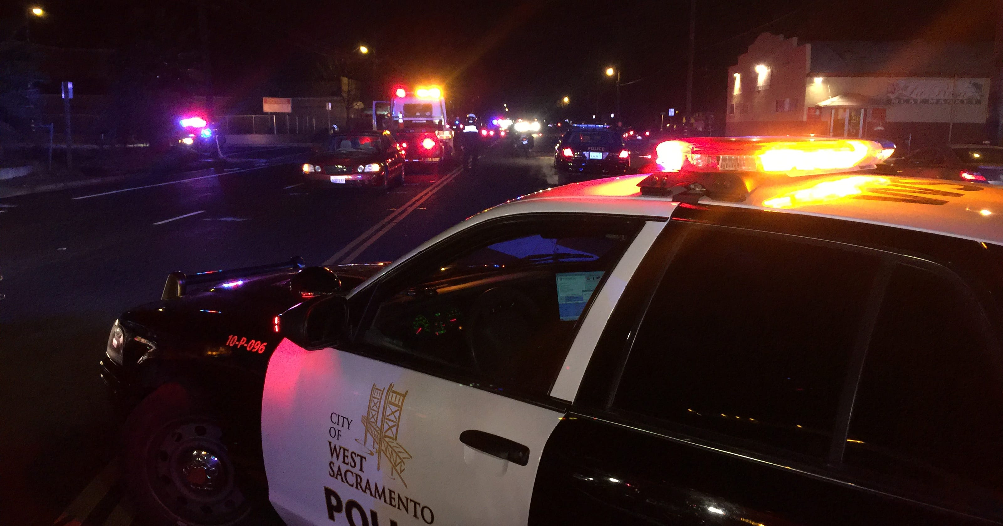 West Sacramento police investigate fatal accident