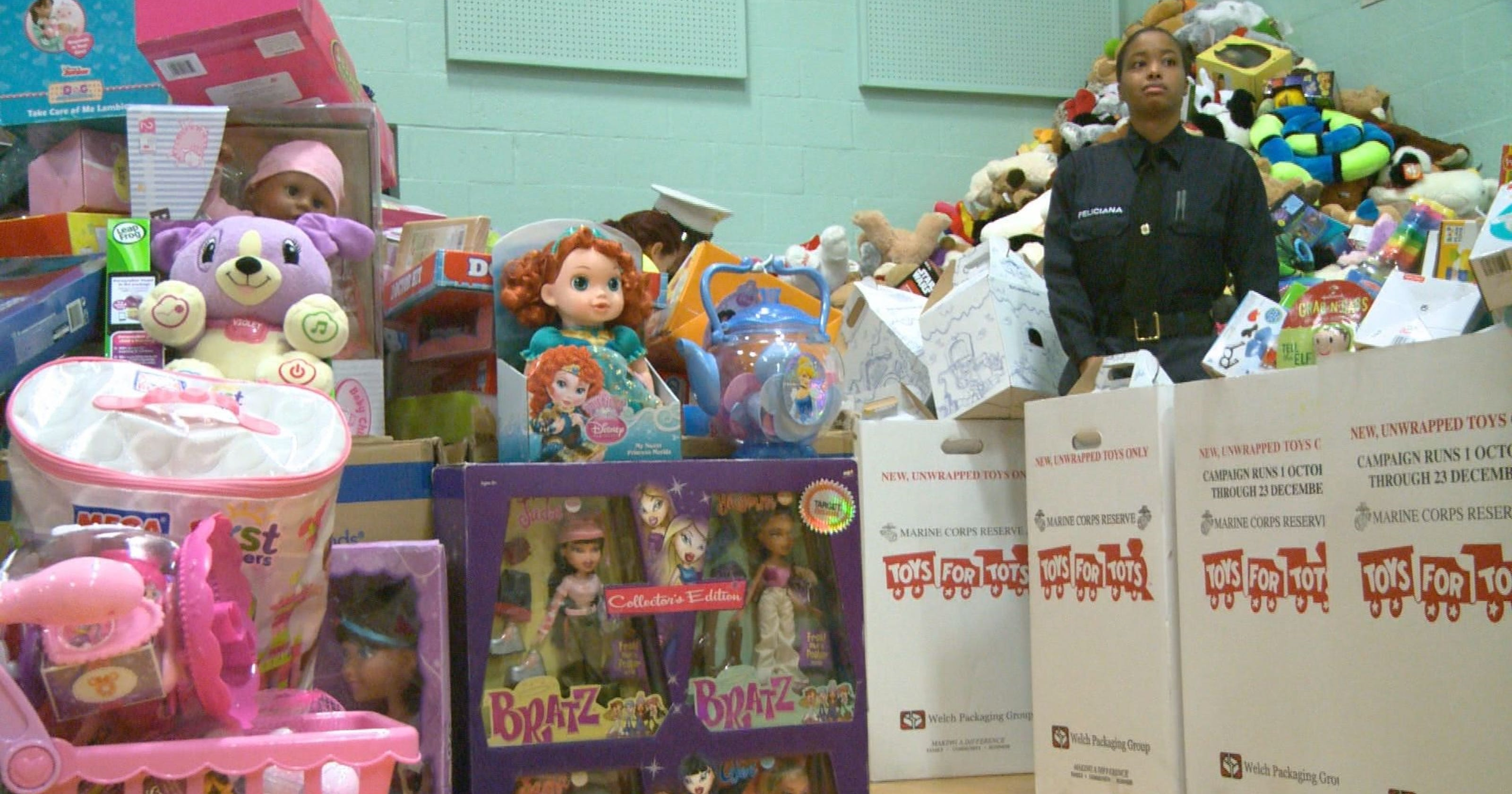 2013 Toys 4 Tots : Photos toys for tots in prince george s county