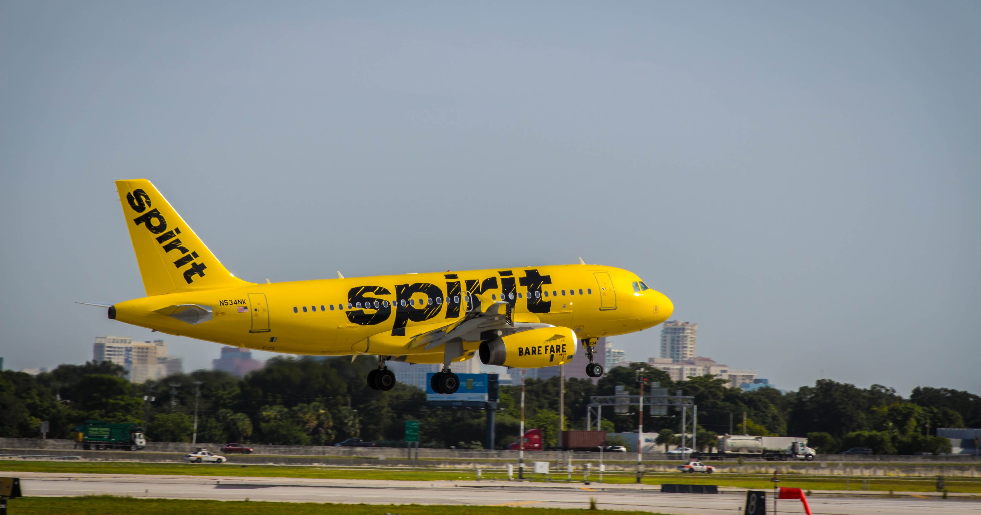 New airline service offers ultra low cost fares for Book a flight with spirit airlines