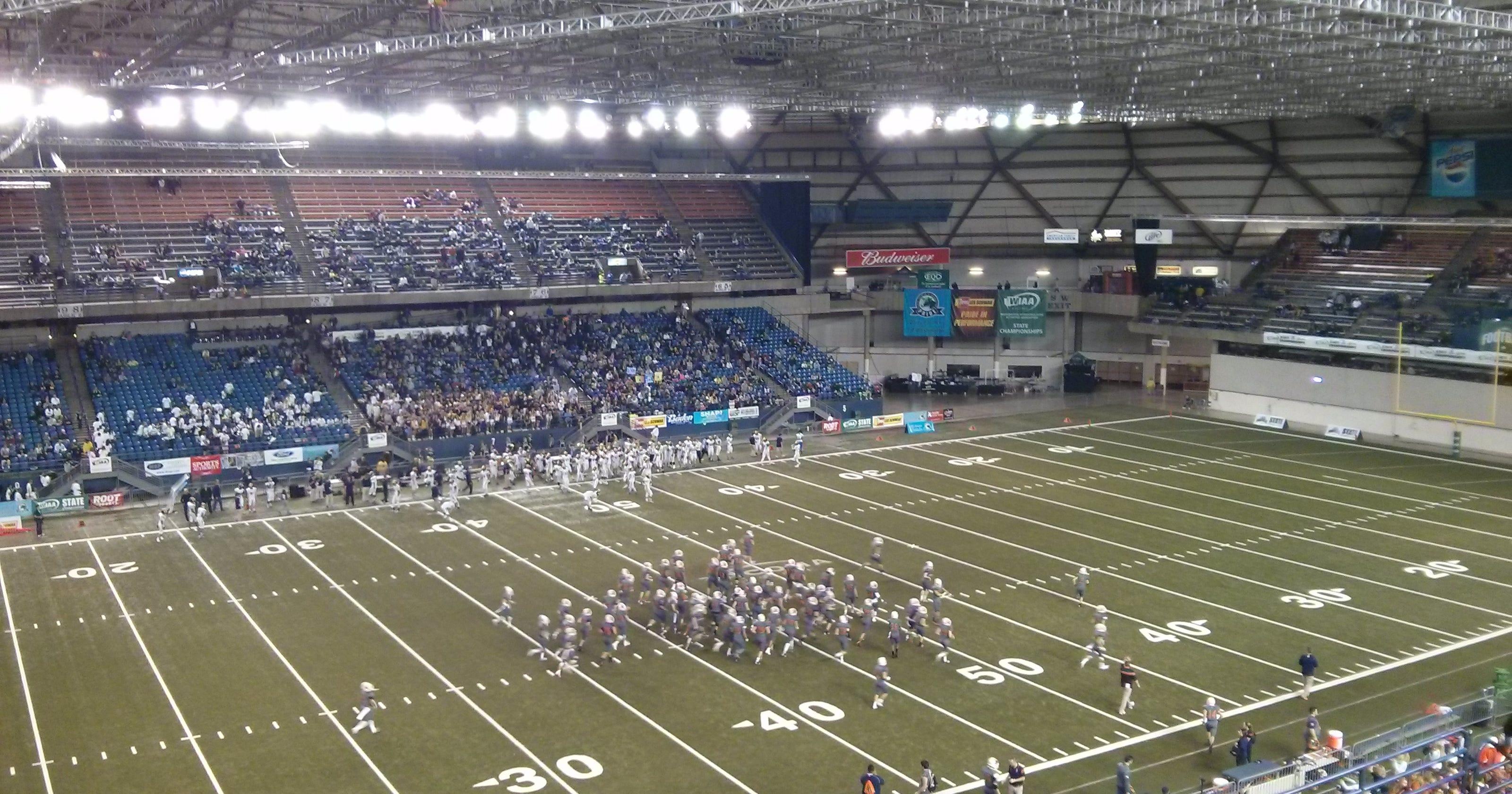 Tacoma Dome Wrestling