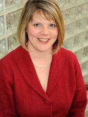Sarah Shumpert is the College's outstanding administrator.