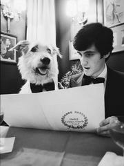 """Animal trainer Bill Berloni coached the canine star of the original Broadway run of """"Annie"""" in the 1970s"""