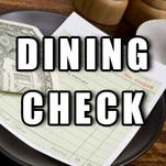 The Republic's weekly Dining Check gives you the details on priority violations by restaurants in your area.