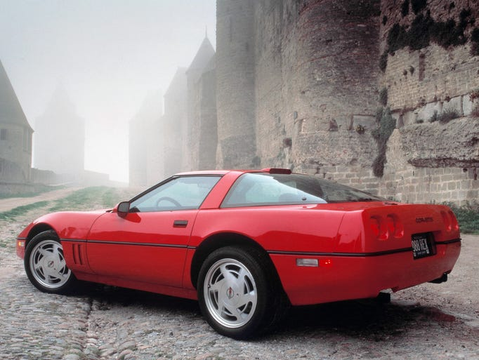 Cars built in 1990 are now eligible for historic plate