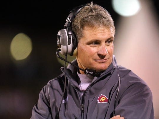 Riverdale football coach Ron Aydelott used a Warriors' safety to the team's advantage Friday night.