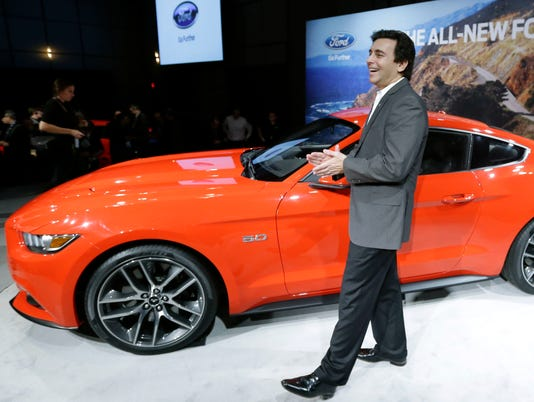 Ford, GM take differing approaches to CEO successor