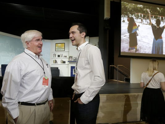 Ron Conway, Nathan Blecharczyk