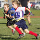 7-year-old girl breaks football throwing record