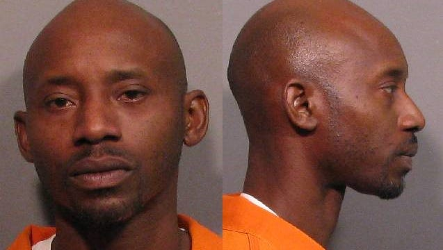 Broderick Simmons was arrested for possession of illegal drugs with a street value of more than $24,000.