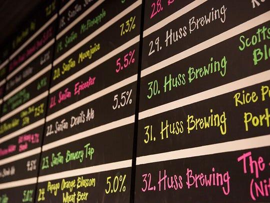 Alamo Drafthouse Cinema Bar.