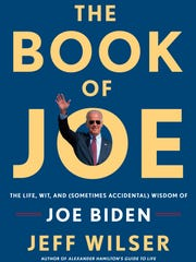 """The Book of Joe"" by Jeff Wilser was released late last month."