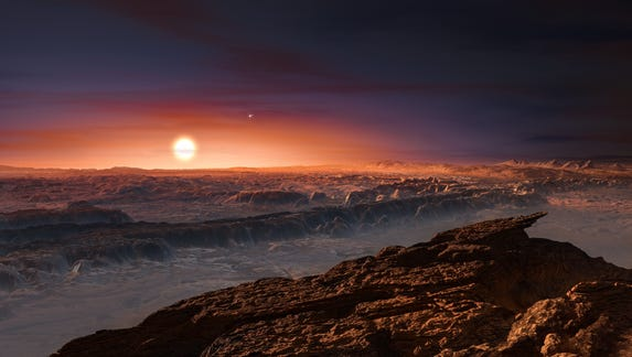 Scientists discover Earth-like planet orbiting star closest to our sun