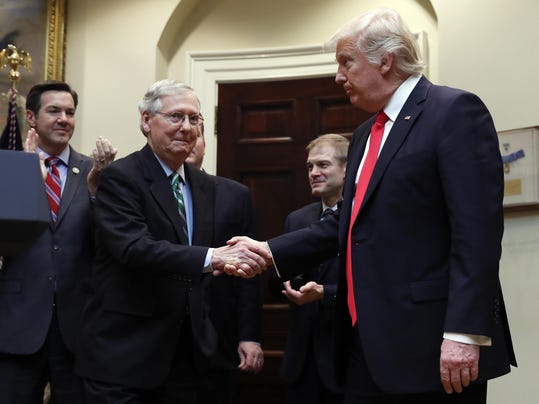 Donald Trump,Mitch McConnell,Jim Jordan,Evan Jenkins