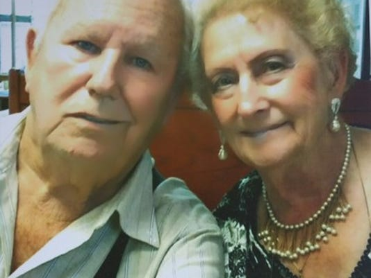 Anniversaries: Wayne Buckallew & Helen Buckallew