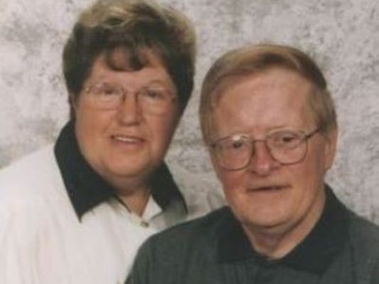 Anniversaries: Rob Fandel & Judie Fandel