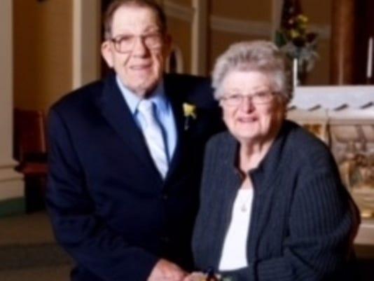 Anniversaries: Roger Kantor & Gloria Kantor