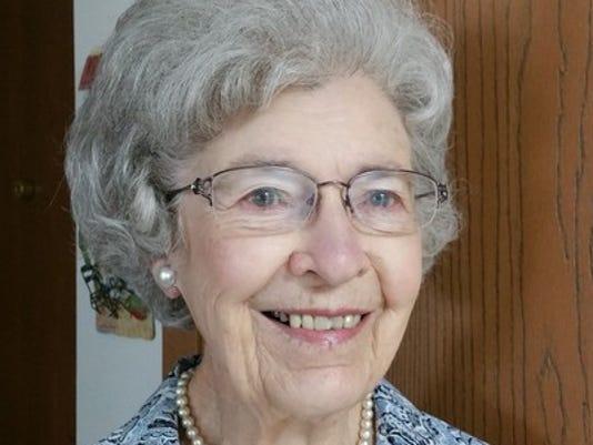 Birthdays: Harriet Skillman