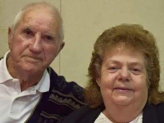 Anniversaries: Robert Mitchell & Patricia Mitchell