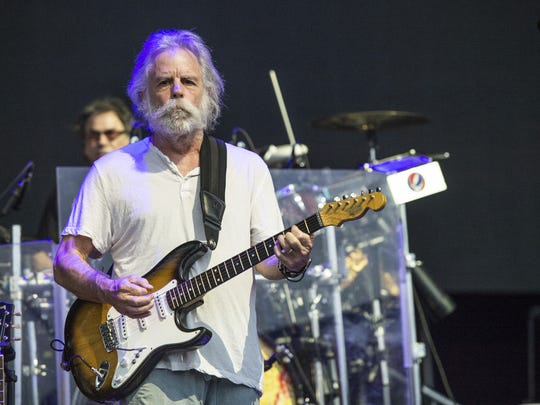 In this June 12, 2016 file photo, Bob Weir of Dead