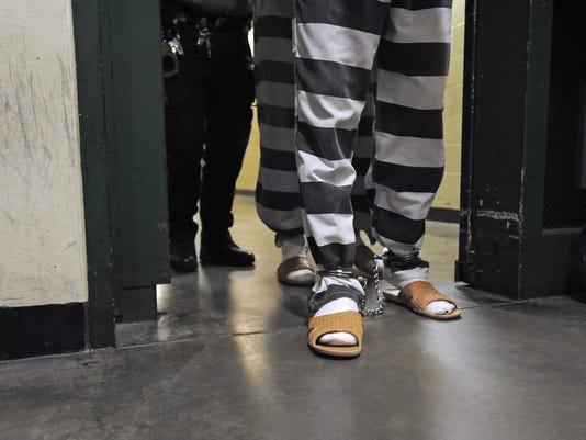Mental Health - Jail