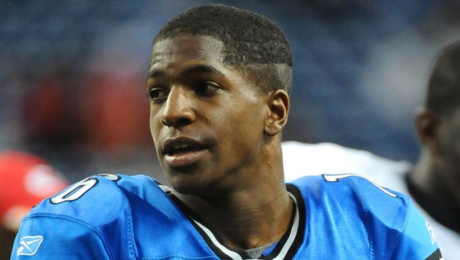Former Detroit Lions wide receiver Titus Young, facing 11 criminal charges, is undergoing unspecified treatment in a Los Angeles hospital. His father has said Young has a mental disorder.