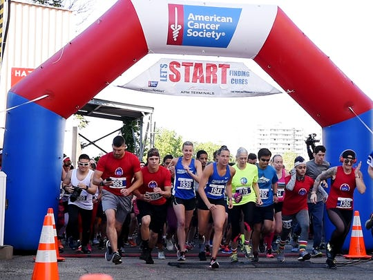 The American Cancer Society's GWB Challenge 5K/10K