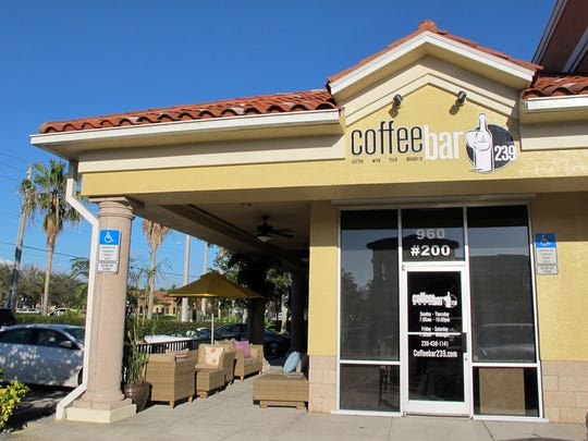 Coffee Bar 239 launched in February 2017 in a former