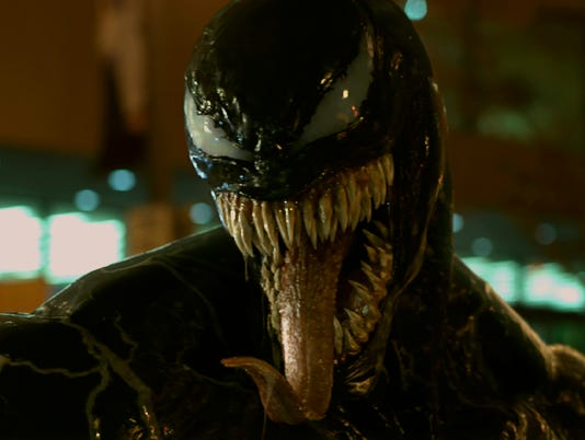 Venom alien