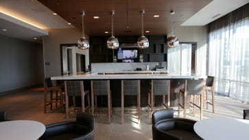 The AC Lounge inside of the AC Hotel Cincinnati North/West Chester at Liberty Center will open on January 28. The Lounge will offer local craft beers, specialty wines on tap, signature cocktails and tapas-style small bites.