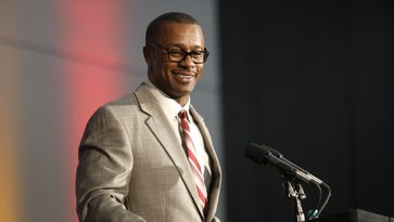 Taggart's arrival helps ignite FSU's fundraising efforts