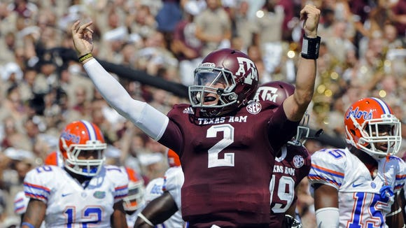 How will Texas A&M fare without Johnny Manziel?