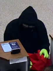 Pennsylvania State Police released these photos of a man who robbed the Adams County National Bank in Arendtsville on Friday, Feb. 2.