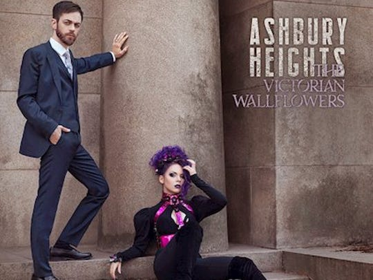 """""""The Victorian Wallflowers"""" by Ashbury Heights"""