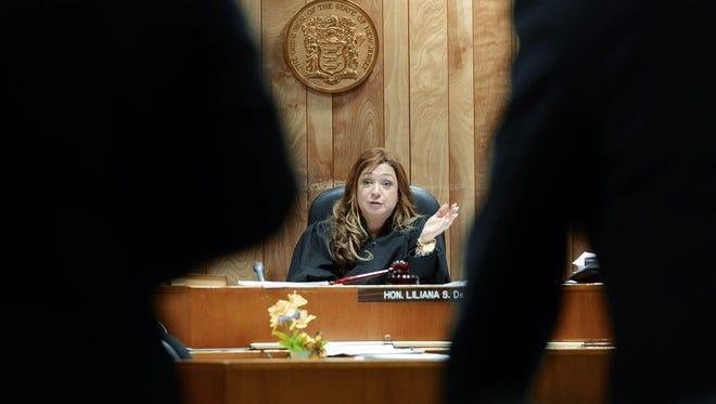 Superior Court Judge Liliana DeAvila-Silebi