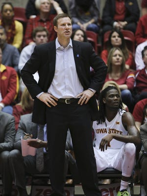 Iowa State coach Fred Hoiberg is on the hunt for a new assistant coach.