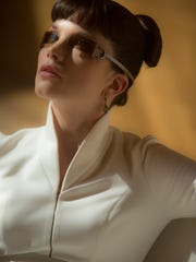 Sylvia Hoeks is a bright standout in 'Blade Runner