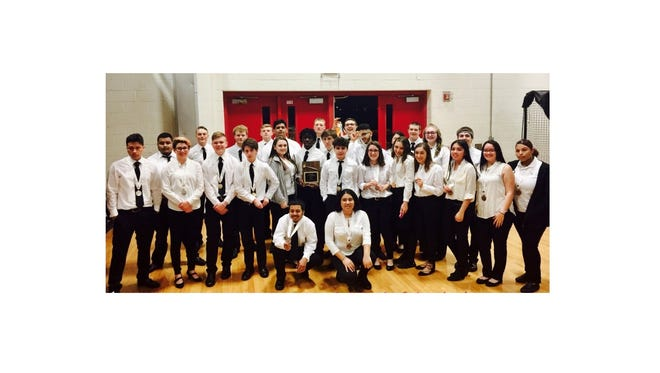 Students from Cumberland County Technical Education Center were awarded 30 medals at the 2018 NJ SkillsUSA Championships Awards Ceremony on April 14.