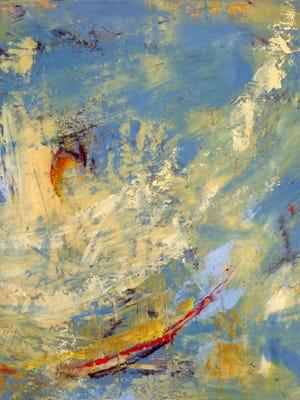 """A New Song"" by Cindy Walton, a 310 Art artist."