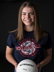 Emily DeDoncker, a senior at Urbandale, has been selected